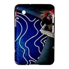 Panic! At The Disco Released Death Of A Bachelor Samsung Galaxy Tab 2 (7 ) P3100 Hardshell Case  by Onesevenart