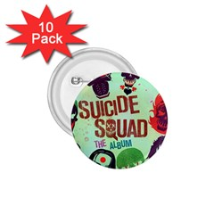 Panic! At The Disco Suicide Squad The Album 1 75  Buttons (10 Pack) by Onesevenart
