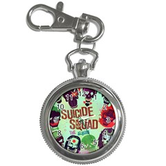 Panic! At The Disco Suicide Squad The Album Key Chain Watches by Onesevenart