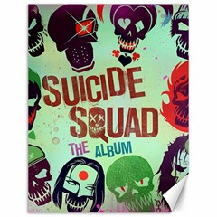 Panic! At The Disco Suicide Squad The Album Canvas 12  X 16   by Onesevenart