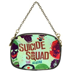 Panic! At The Disco Suicide Squad The Album Chain Purses (one Side)  by Onesevenart
