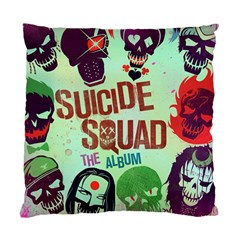 Panic! At The Disco Suicide Squad The Album Standard Cushion Case (two Sides) by Onesevenart