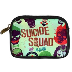 Panic! At The Disco Suicide Squad The Album Digital Camera Cases by Onesevenart