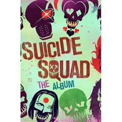 Panic! At The Disco Suicide Squad The Album 5 5  X 8 5  Notebooks by Onesevenart
