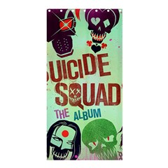 Panic! At The Disco Suicide Squad The Album Shower Curtain 36  X 72  (stall)  by Onesevenart