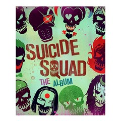 Panic! At The Disco Suicide Squad The Album Shower Curtain 60  X 72  (medium)  by Onesevenart