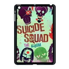 Panic! At The Disco Suicide Squad The Album Apple Ipad Mini Case (black) by Onesevenart