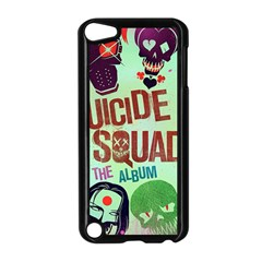 Panic! At The Disco Suicide Squad The Album Apple Ipod Touch 5 Case (black) by Onesevenart