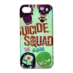 Panic! At The Disco Suicide Squad The Album Apple Iphone 4/4s Hardshell Case With Stand by Onesevenart