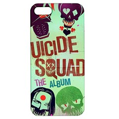 Panic! At The Disco Suicide Squad The Album Apple Iphone 5 Hardshell Case With Stand by Onesevenart