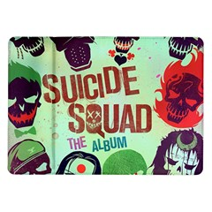 Panic! At The Disco Suicide Squad The Album Samsung Galaxy Tab 10 1  P7500 Flip Case by Onesevenart