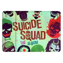 Panic! At The Disco Suicide Squad The Album Samsung Galaxy Tab 8 9  P7300 Flip Case by Onesevenart
