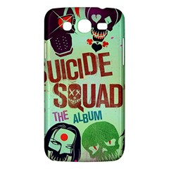 Panic! At The Disco Suicide Squad The Album Samsung Galaxy Mega 5 8 I9152 Hardshell Case  by Onesevenart
