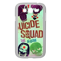 Panic! At The Disco Suicide Squad The Album Samsung Galaxy Grand Duos I9082 Case (white) by Onesevenart