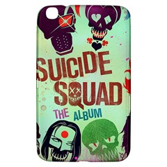 Panic! At The Disco Suicide Squad The Album Samsung Galaxy Tab 3 (8 ) T3100 Hardshell Case  by Onesevenart