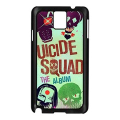 Panic! At The Disco Suicide Squad The Album Samsung Galaxy Note 3 N9005 Case (black) by Onesevenart