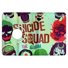 Panic! At The Disco Suicide Squad The Album Kindle Fire Hdx Flip 360 Case by Onesevenart