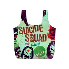 Panic! At The Disco Suicide Squad The Album Full Print Recycle Bags (s)  by Onesevenart