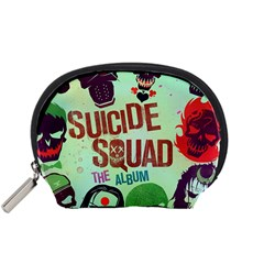 Panic! At The Disco Suicide Squad The Album Accessory Pouches (small)  by Onesevenart
