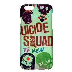 Panic! At The Disco Suicide Squad The Album Apple Iphone 6 Plus/6s Plus Hardshell Case by Onesevenart