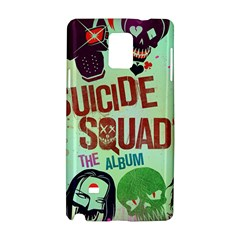 Panic! At The Disco Suicide Squad The Album Samsung Galaxy Note 4 Hardshell Case by Onesevenart