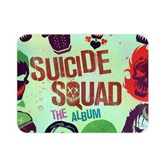 Panic! At The Disco Suicide Squad The Album Double Sided Flano Blanket (mini)  by Onesevenart