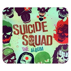 Panic! At The Disco Suicide Squad The Album Double Sided Flano Blanket (small)  by Onesevenart