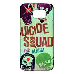 Panic! At The Disco Suicide Squad The Album Galaxy S6 by Onesevenart