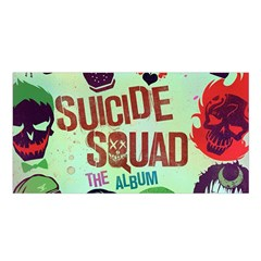 Panic! At The Disco Suicide Squad The Album Satin Shawl by Onesevenart