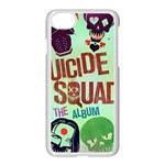 Panic! At The Disco Suicide Squad The Album Apple iPhone 7 Seamless Case (White)