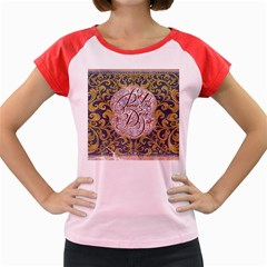 Panic! At The Disco Women s Cap Sleeve T Shirt by Onesevenart