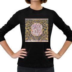 Panic! At The Disco Women s Long Sleeve Dark T Shirts by Onesevenart