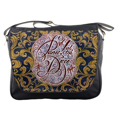 Panic! At The Disco Messenger Bags by Onesevenart