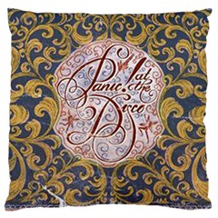 Panic! At The Disco Large Cushion Case (two Sides) by Onesevenart