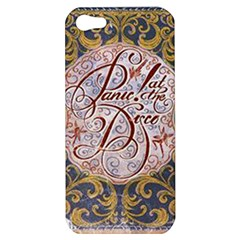 Panic! At The Disco Apple Iphone 5 Hardshell Case by Onesevenart