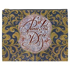 Panic! At The Disco Cosmetic Bag (xxxl)  by Onesevenart