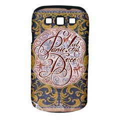 Panic! At The Disco Samsung Galaxy S Iii Classic Hardshell Case (pc+silicone) by Onesevenart