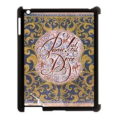 Panic! At The Disco Apple Ipad 3/4 Case (black) by Onesevenart