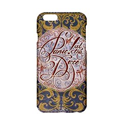Panic! At The Disco Apple Iphone 6/6s Hardshell Case by Onesevenart