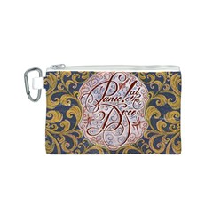 Panic! At The Disco Canvas Cosmetic Bag (s) by Onesevenart