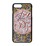 Panic! At The Disco Apple iPhone 7 Plus Seamless Case (Black)