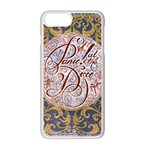 Panic! At The Disco Apple iPhone 7 Plus White Seamless Case