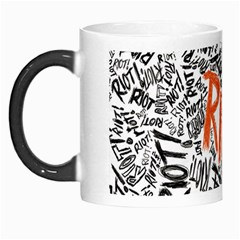 Paramore Is An American Rock Band Morph Mugs by Onesevenart