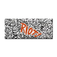 Paramore Is An American Rock Band Cosmetic Storage Cases by Onesevenart