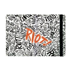Paramore Is An American Rock Band Apple Ipad Mini Flip Case by Onesevenart
