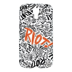 Paramore Is An American Rock Band Samsung Galaxy S4 I9500/i9505 Hardshell Case by Onesevenart