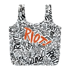 Paramore Is An American Rock Band Full Print Recycle Bags (l)  by Onesevenart