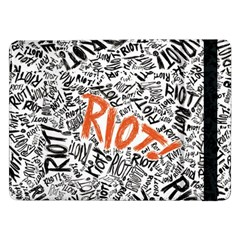 Paramore Is An American Rock Band Samsung Galaxy Tab Pro 12 2  Flip Case by Onesevenart