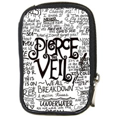 Pierce The Veil Music Band Group Fabric Art Cloth Poster Compact Camera Cases by Onesevenart