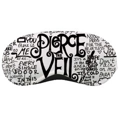 Pierce The Veil Music Band Group Fabric Art Cloth Poster Sleeping Masks by Onesevenart